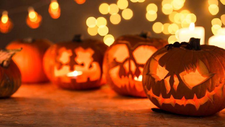 Geld Sparen an Halloween