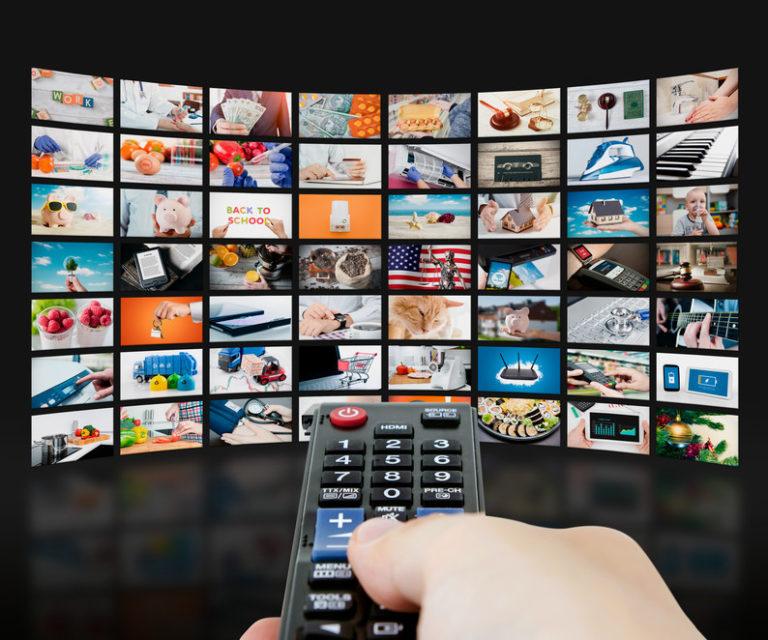 Fernsehen bedeutet, dass Sie mehr ausgeben