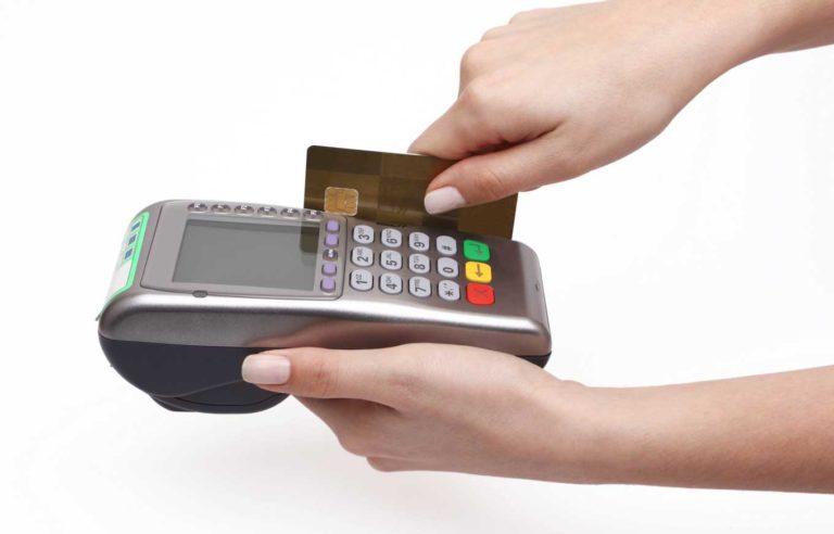 Geld Sparen mit Bargeld statt Kreditkarte/EC