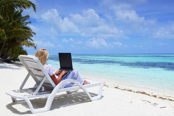 Wie Geld verdienen bei Reisen
